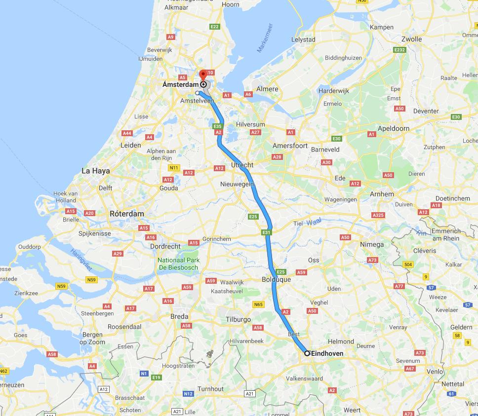 Distancia-amsterdam-eindhoven-blog-nicehop-chollos-viajes