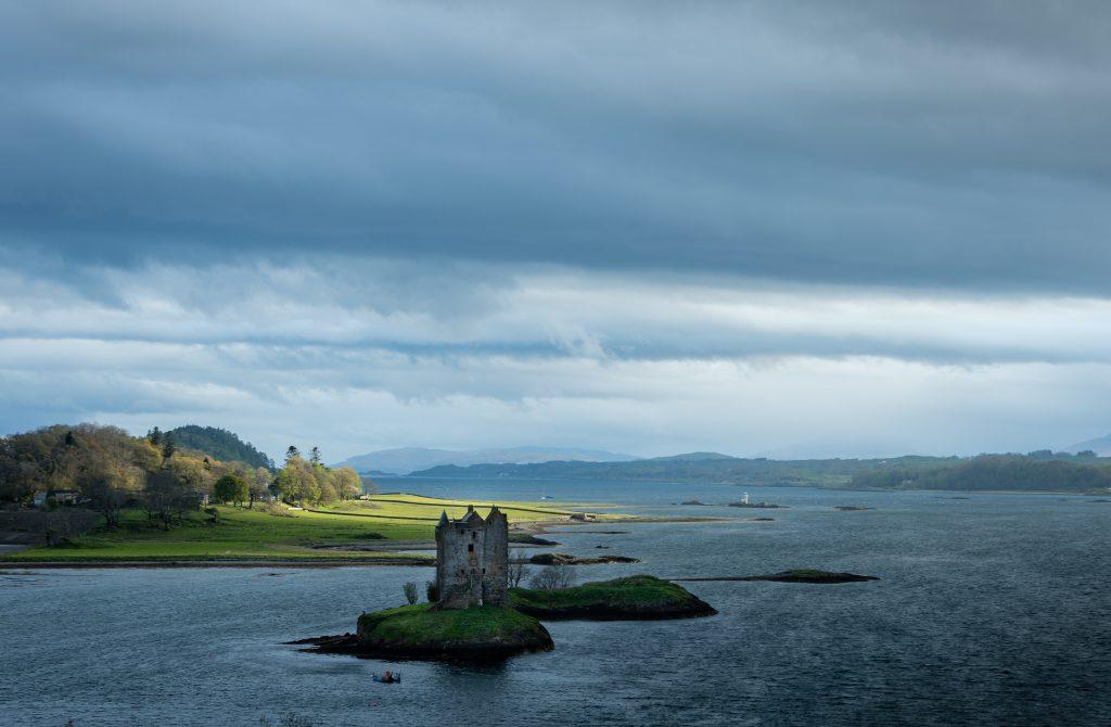castillo-stalker-edimburgo-escocia
